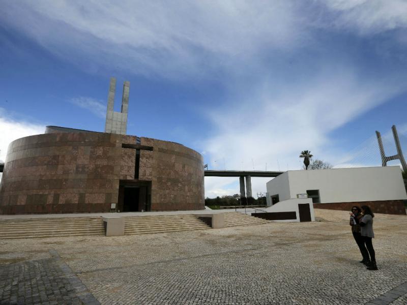 A nova casa de Deus num bairro de luxo lisboeta (Lusa)