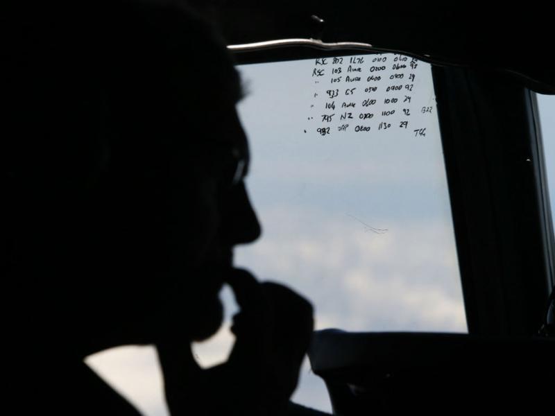 Meio mundo à procura do avião da Malásia (Reuters)