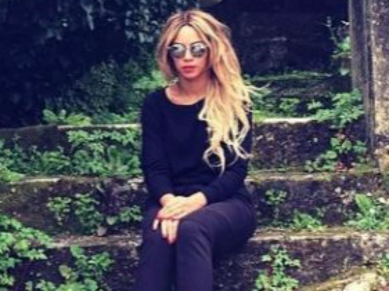 Beyoncé passeia em Sintra (Reprodução Instagram)