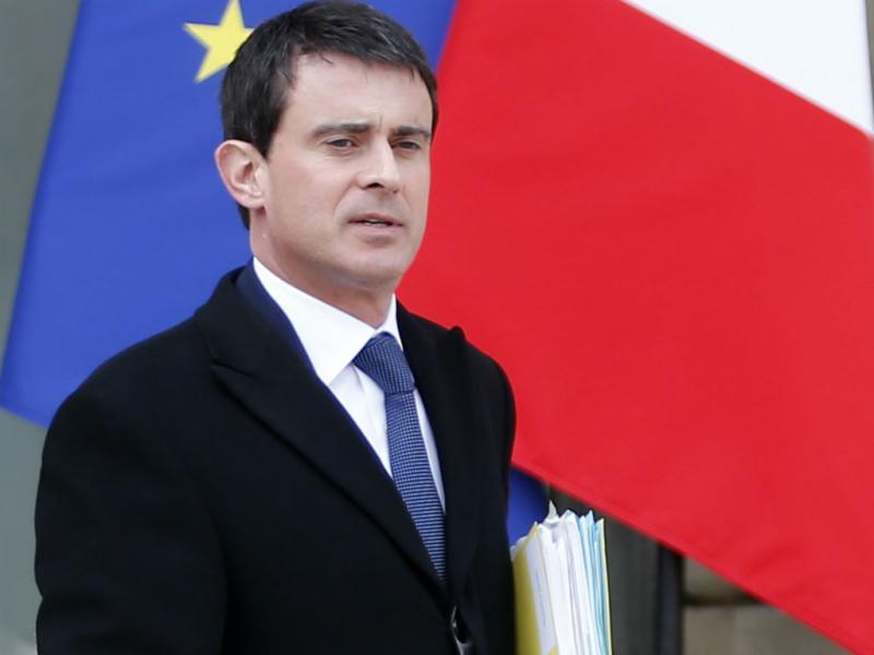 Manuel Valls (REUTERS)