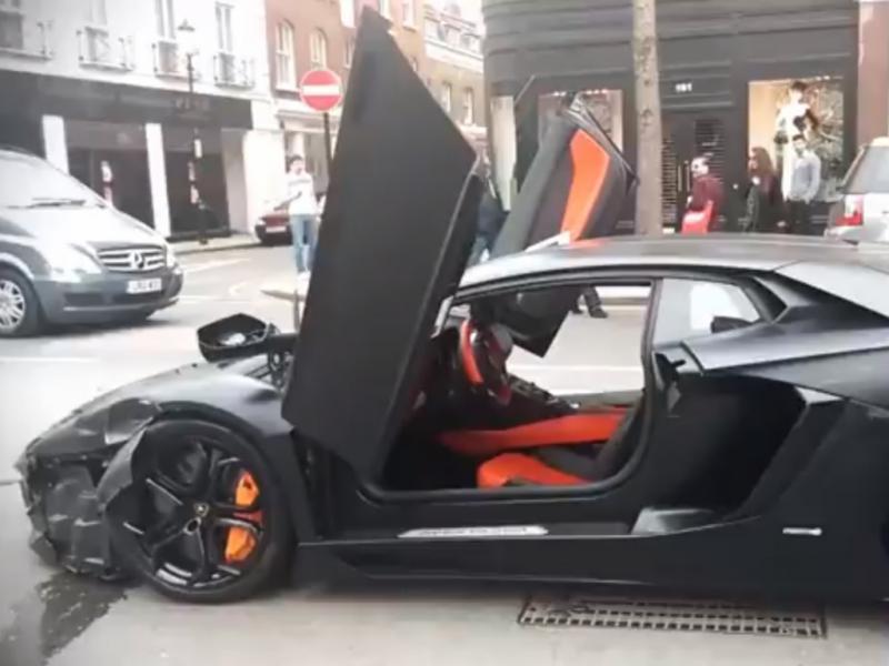 Lamborghini Aventador (Reprodução / Youtube/ Shmee150)