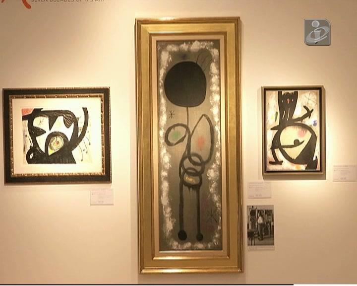 Empresário angolano quer comprar a coleção Miró