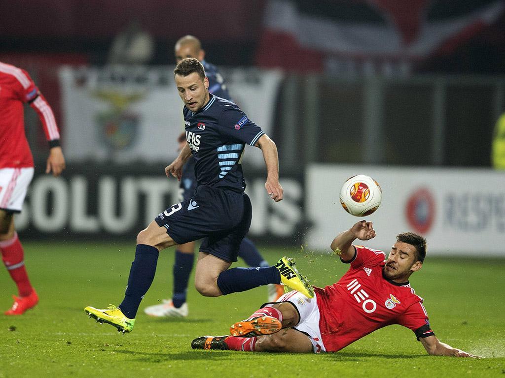 AZ vs Benfica (EPA)