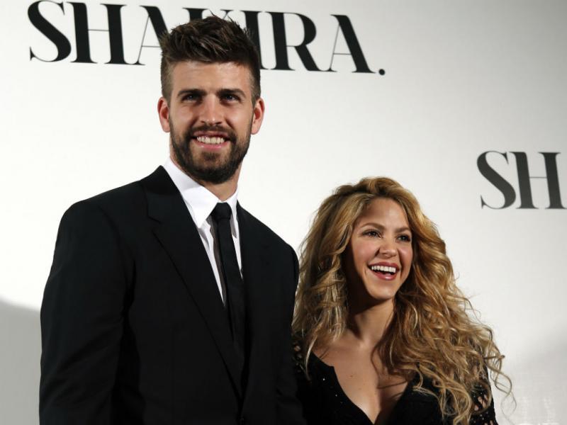 Shakira e Piqué (REUTERS)