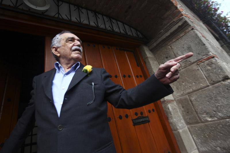 Gabriel Garcia Marquez Foto: Reuters