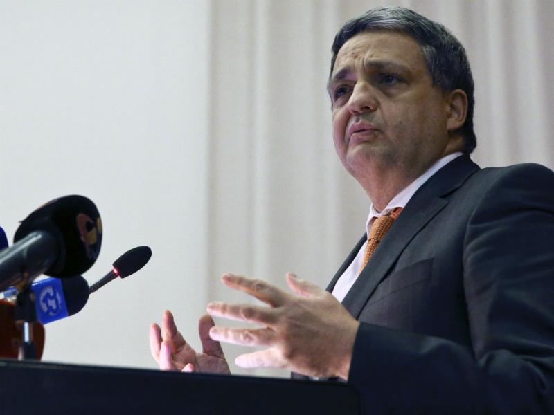 Paulo Macedo (Paulo Novais/Lusa)