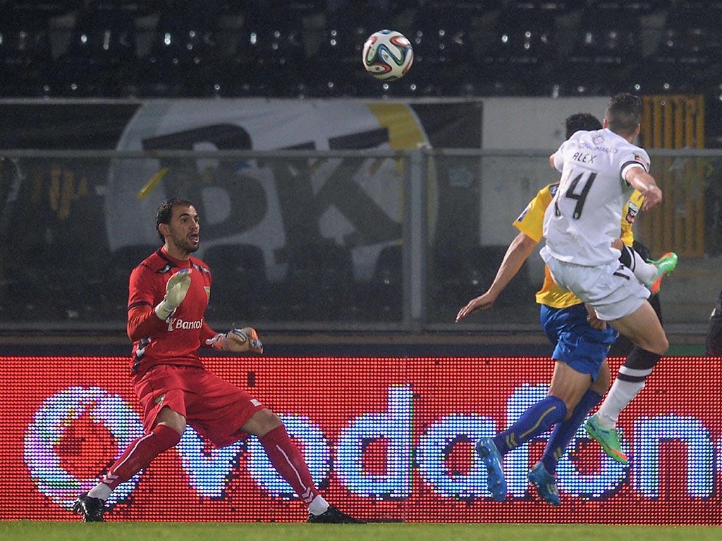 Vitória Guimarães vs Estoril (LUSA)