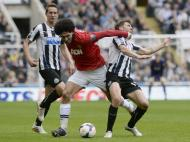 Newcastle-Manchester United (Reuters)
