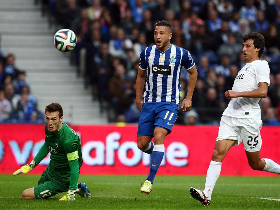 FC Porto-Académica, 3-1 (destaques)