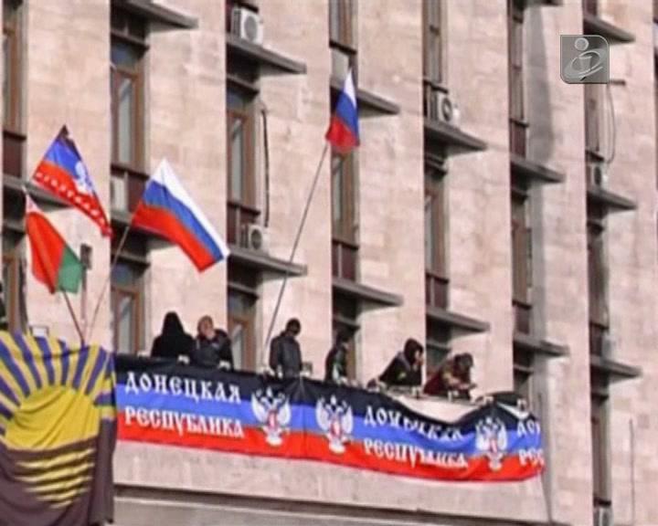 Separatistas declaram independência unilateral de Donetsk