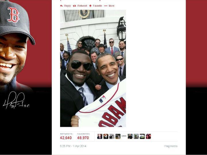 Casa Branca não quer mais selfies com Obama
