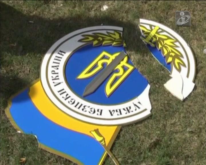 Tensão crescente na Ucrânia