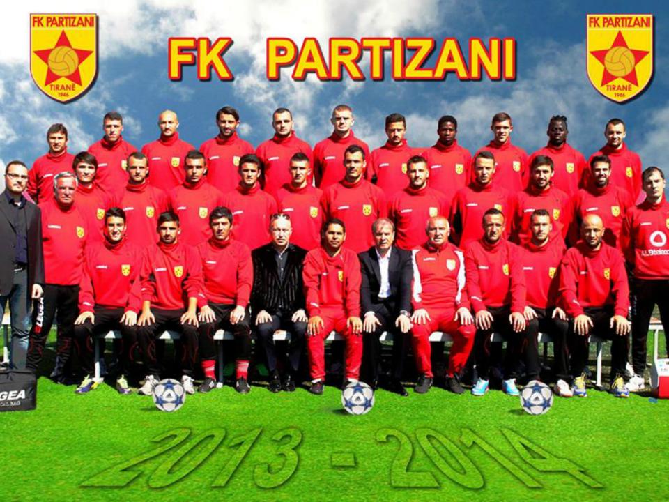 O desafio de treinar o FK Partizani e os encantos de Tirana