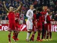 Bayern Munique vs Manchester United (REUTERS)