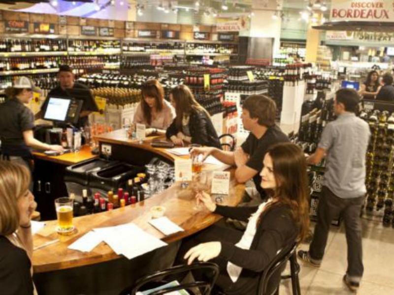 Whole Foods tem 373 lojas nos EUA, Canadá e Grã-Bretanha