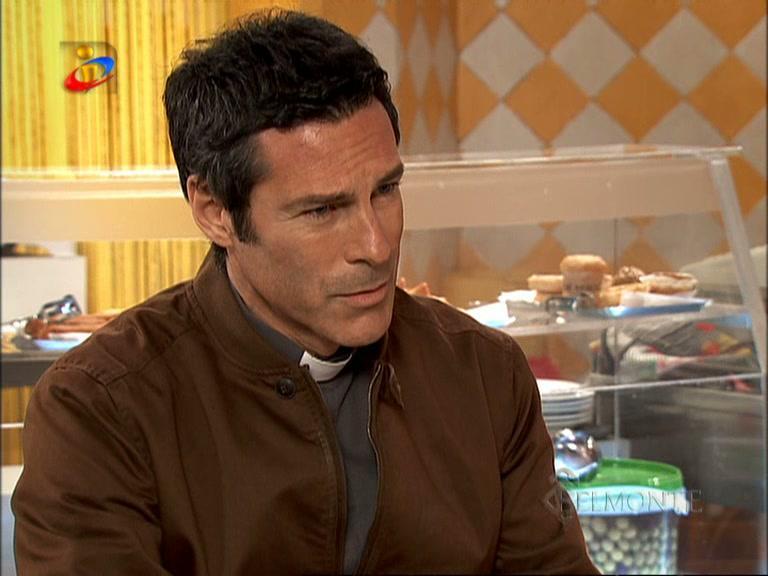 Belmonte: «Eu sei que o padre tem uns problemas comigo»