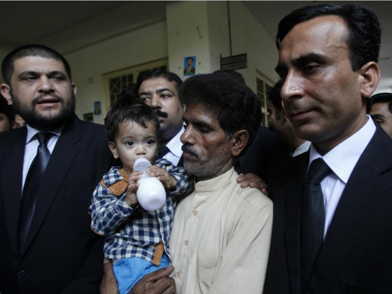 Bebé de 9 meses acusado de homicídio