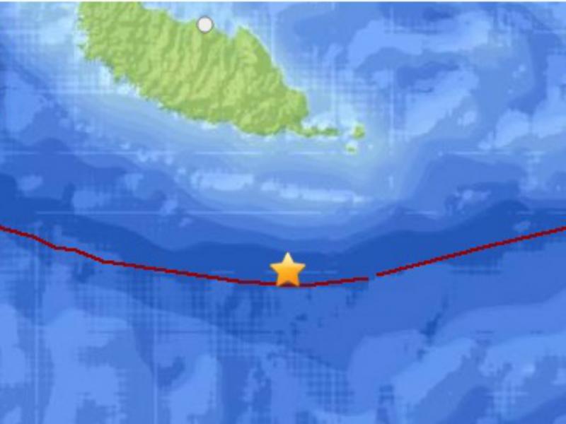 Sismo de 7,6 nas Ilhas Salomão ativa alerta de tsunami