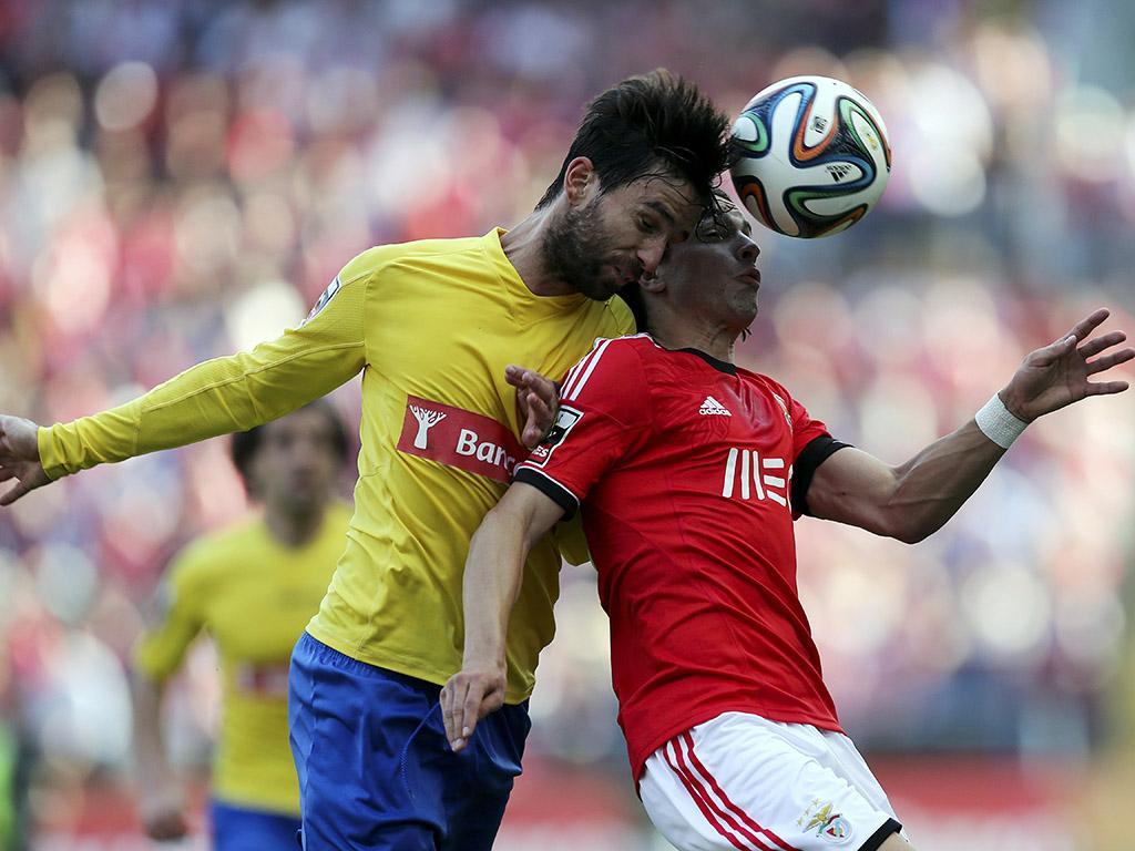 Arouca vs Benfica (Lusa)