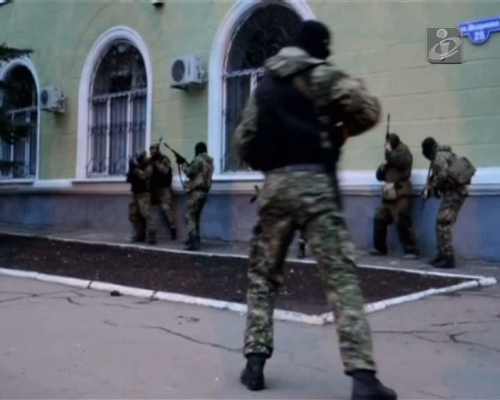 Kiev lança operação militar contra separatistas pró-Rússia