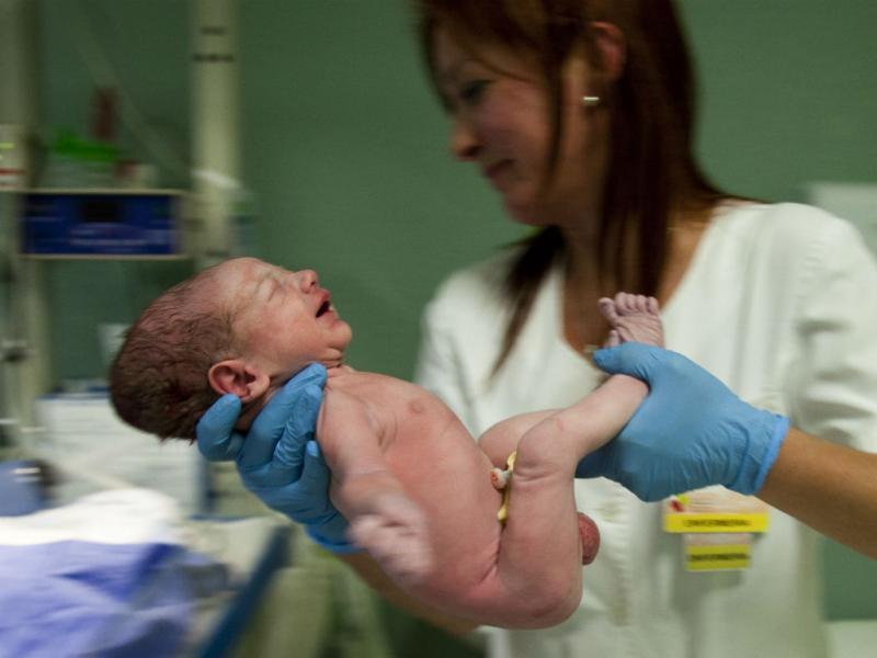 Maternidade (Lusa)