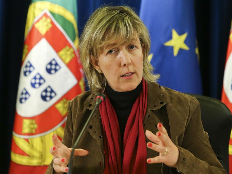 Maria Luís Albuquerque (João Relvas/Lusa/EPA)