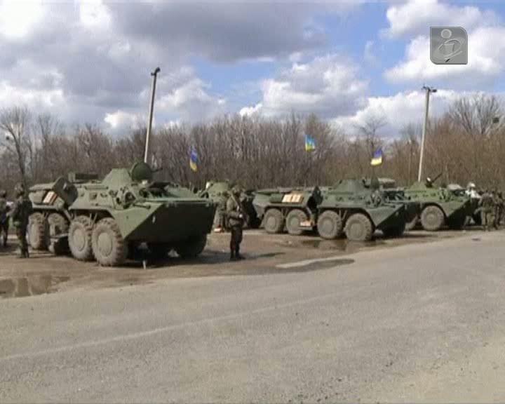 Ucrânia avança com ofensiva para desalojar separatistas
