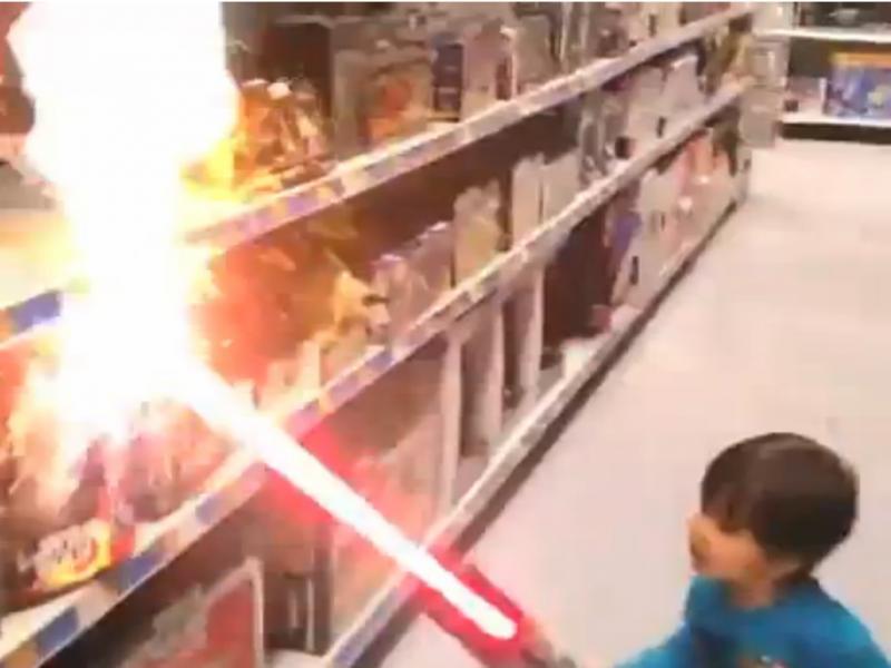 Daniel Hashimoto «deu» super-poderes ao filho (Foto Reprodução de YouTube)