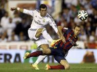 Barcelona vs Real Madrid (EPA)