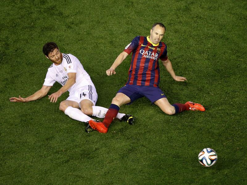 Barcelona vs Real Madrid (REUTERS)