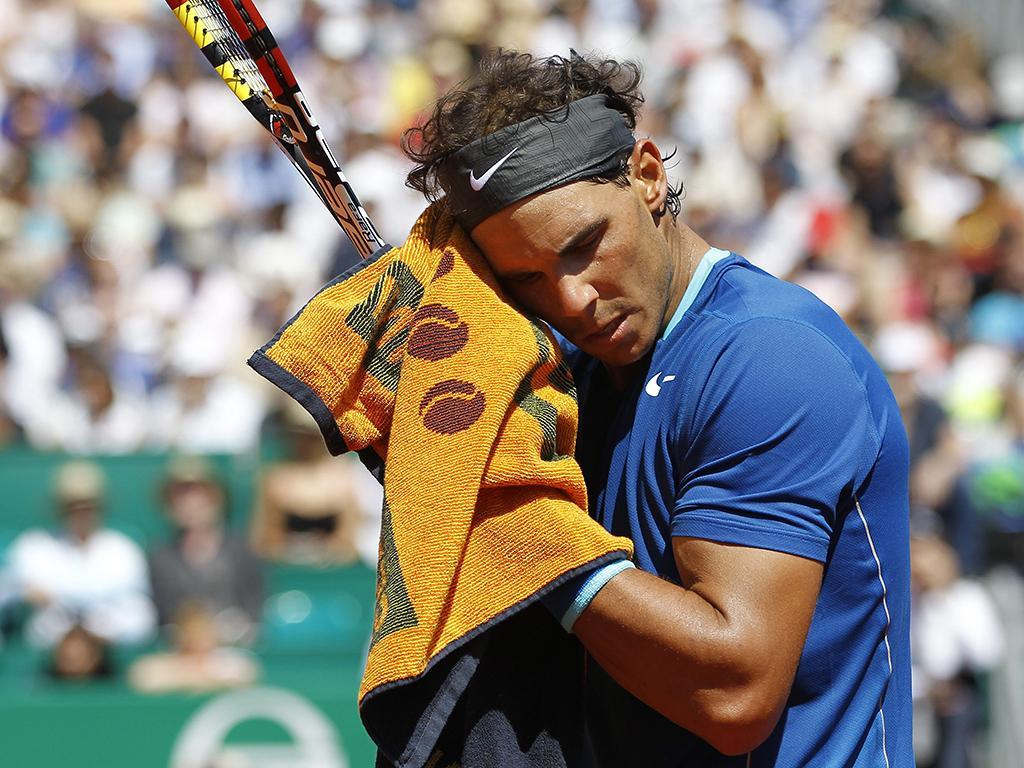 Rafael Nadal no Masters de Monte Carlo (EPA)