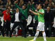 Eintracht Frankfurt vs Hannover (Reuters)
