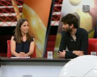 Catarina Pereira e Manel Neves