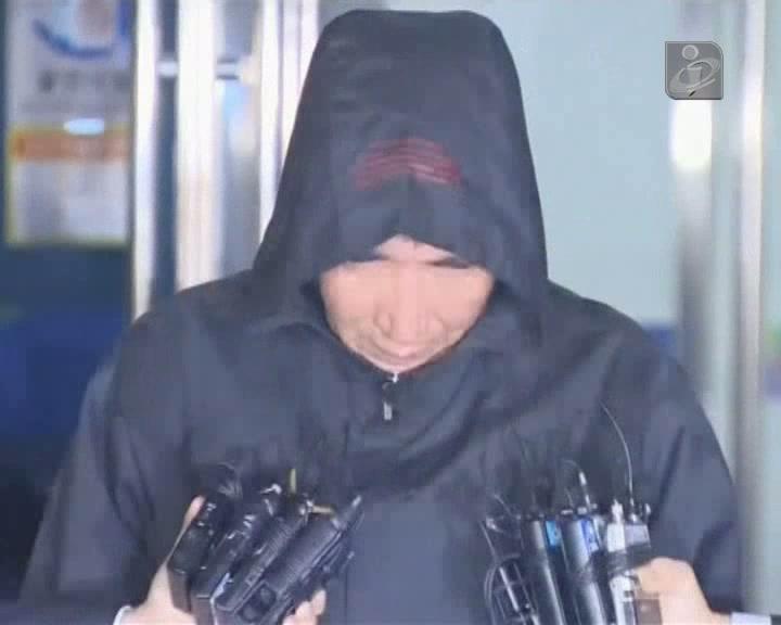 Capitão do ferry sul_coreano pediu «descupa»