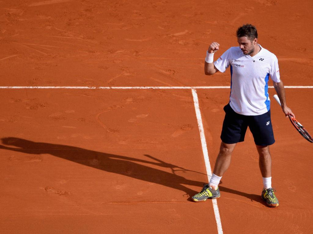 Wawrinka vence torneio de Monte Carlo (Reuters)