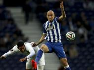 Porto vs Rio Ave (LUSA)