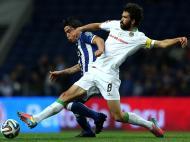 FC Porto vs Rio Ave (LUSA)