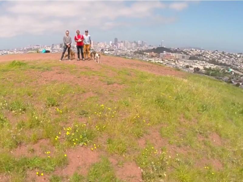 «Dronies» prometem rivalizar com as «Selfies» (Foto Reprodução de Vimeo)