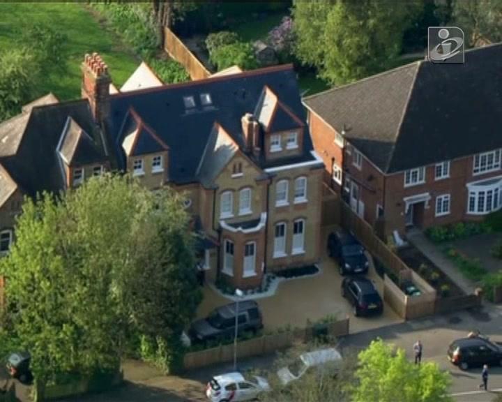 Três crianças encontradas mortas em casa de luxo de Londres