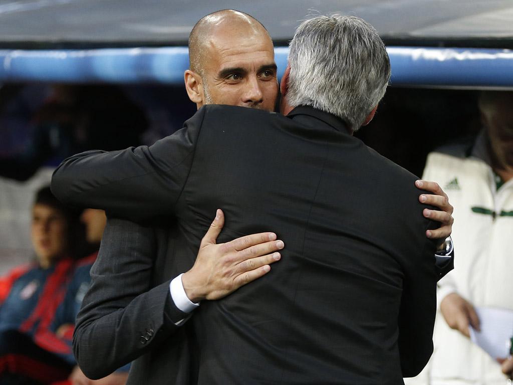 Real Madrid vs Bayern Munique (REUTERS)
