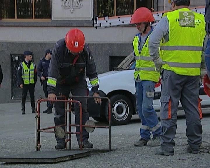 Explosão no Túnel de Ceuta faz dois feridos