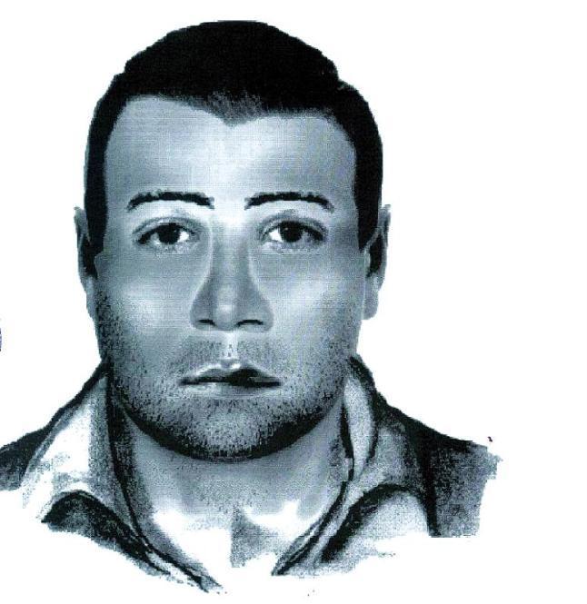 Guardia Civil divulga retrato-robô de suspeito português