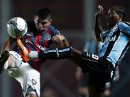San Lorenzo vs Grémio (Reuters)