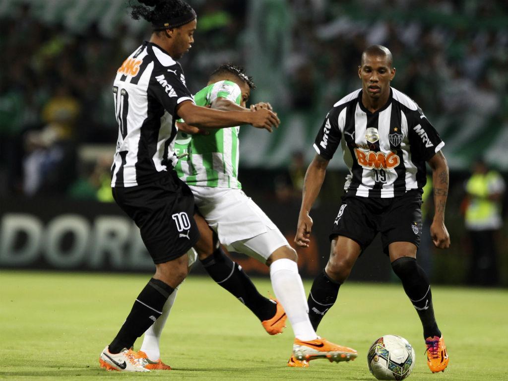 Nacional vs Atlético Mineiro (Reuters)