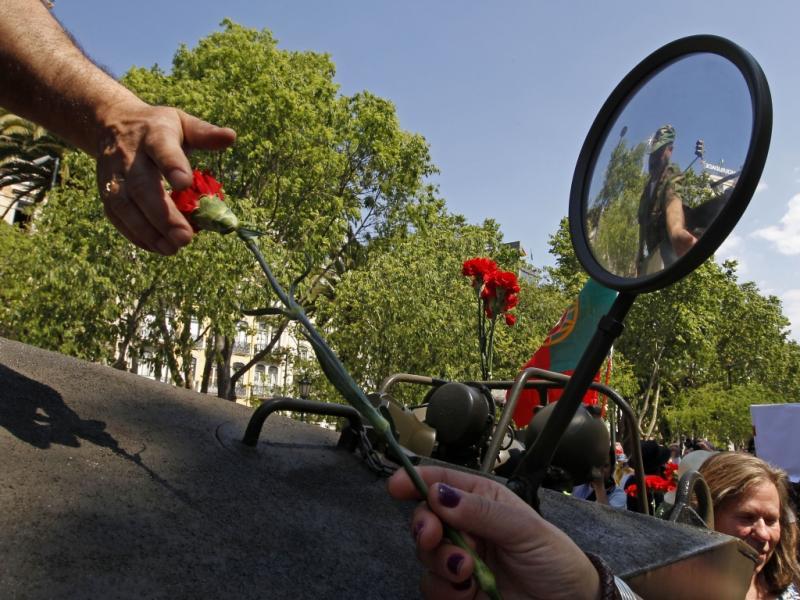 25 abril (Foto Reuters)
