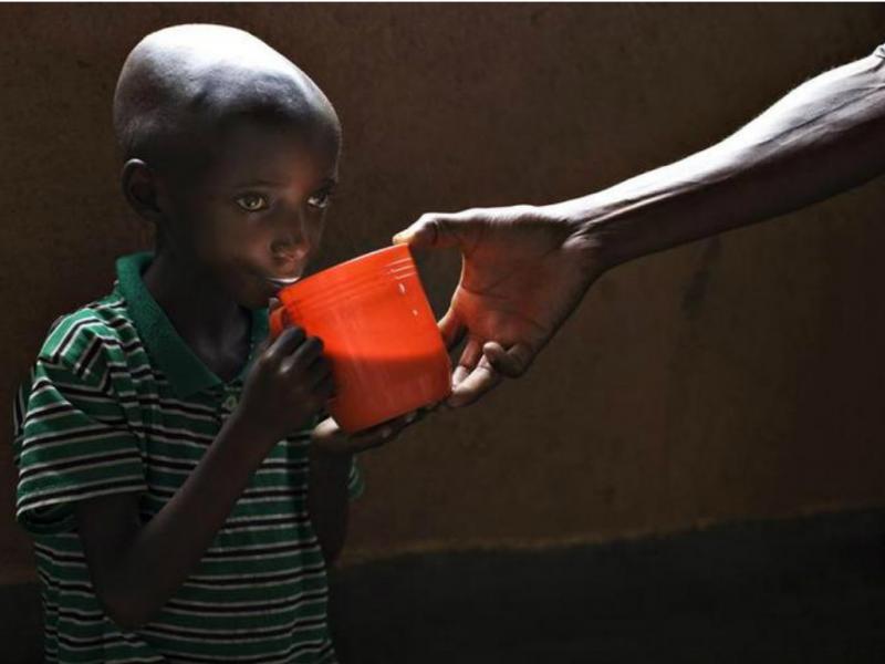 Subnutrição no século XXI