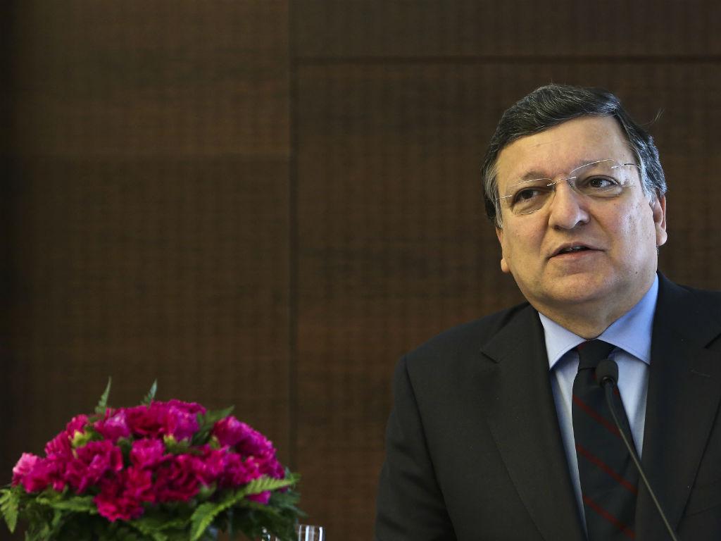 Durão Barroso (Paulo Novais/Lusa)