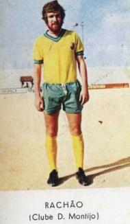 José Rachão no Montijo