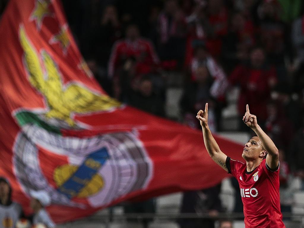 Benfica vs Juventus (LUSA)
