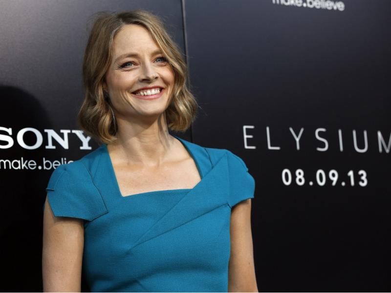Jodie Foster casou com Alexandra Hedison (Reuters)